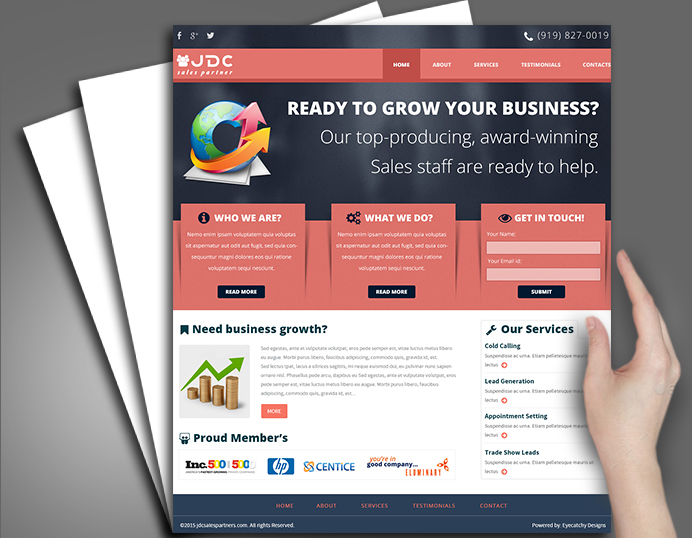 Web Design Sample, Web Design Company India, Website Design